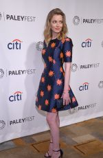 GILLIAN JACOBS at Paleyfest an Evening With Community Event in Beverly Hills