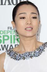 GONG LI at 2014 Film Independent Spirit Awards in Santa Monica