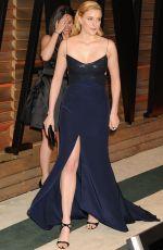 GRETA GERWIG at Vanity Fair Oscar Party in Hollywood