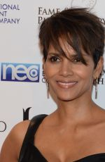 HALLE BERRY at Fame and Philanthropy Post-oscar Party