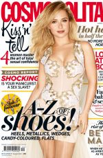 HAYDEN PANETTIERE in Cosmopolitan Magazine, April 2014 Issue