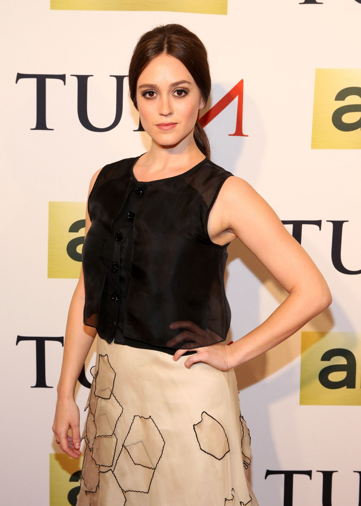 HEATHER LIND at Turn Serier Premiere