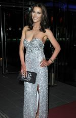 HELEN FLANAGAN at The Mirror Ball at Lowry Hotel in Manchester