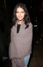 HELEN FLANAGAN Night Out in Manchester