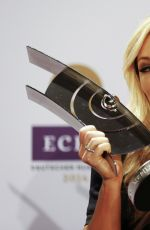 HELENE FISCHER at 2014 Echo Music Awards in Berlin