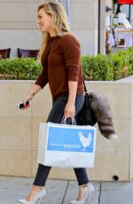 HILARY DUFF Out and About in Beverly Hills 2603