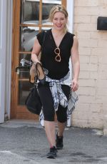 HILARY DUFF Out in Los Angeles 0503