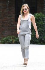 HILARY DUFF Out in Los Angeles 2703