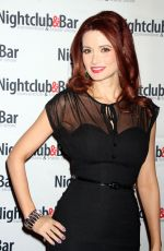 HOLLY MADISON at 29th Annual Nightclub & Bar Convention and Trade Show in Las Vegas