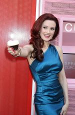 HOLLY MADISON at Opening of Sprinkles Cupcakes in Las Vegas