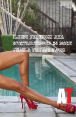 ILDIKO FERENCZI in Alwayz Therro Magazine, March 2014 Issue
