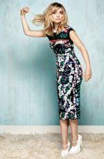 IMOGEN POOTS - Jason Kim Photoshoot for Flare Magazine