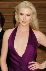 IRELAND BALDWIN at Vanity Fair Oscar Party in Hollywood