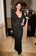 IRINA SHAYK at Weinstein Company Academy Award Party in Los Angeles