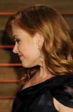ISLA FISHER at Vanity Fair Oscar Party in Hollywood