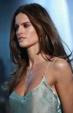 IZABEL GOULART at H&M Fashion Show in Paris