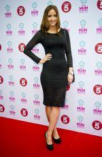 JACQUELINE JOSSA at Tesco Mum of the Year Awards in London