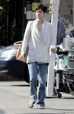 JAIMIE ALEXANDER Out and About in Studio City