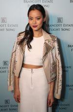 JAMIE CHUNG at Brancott Estate Flight Song Launch in New York
