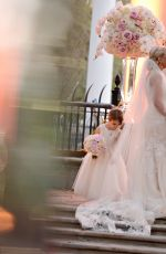 JAMIE LYNN SPEARS Gets Married at the Audobon Tea Room Garden in New Orleans
