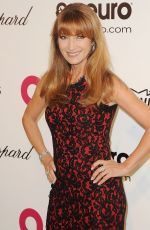 JANE SEYMOUR at Elton John Aids Foundation Oscar Party in Los Angeles