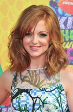 JAYMA MAYS at 2014 Nickelodeon's Kids' Choice Awards in Los Angeles