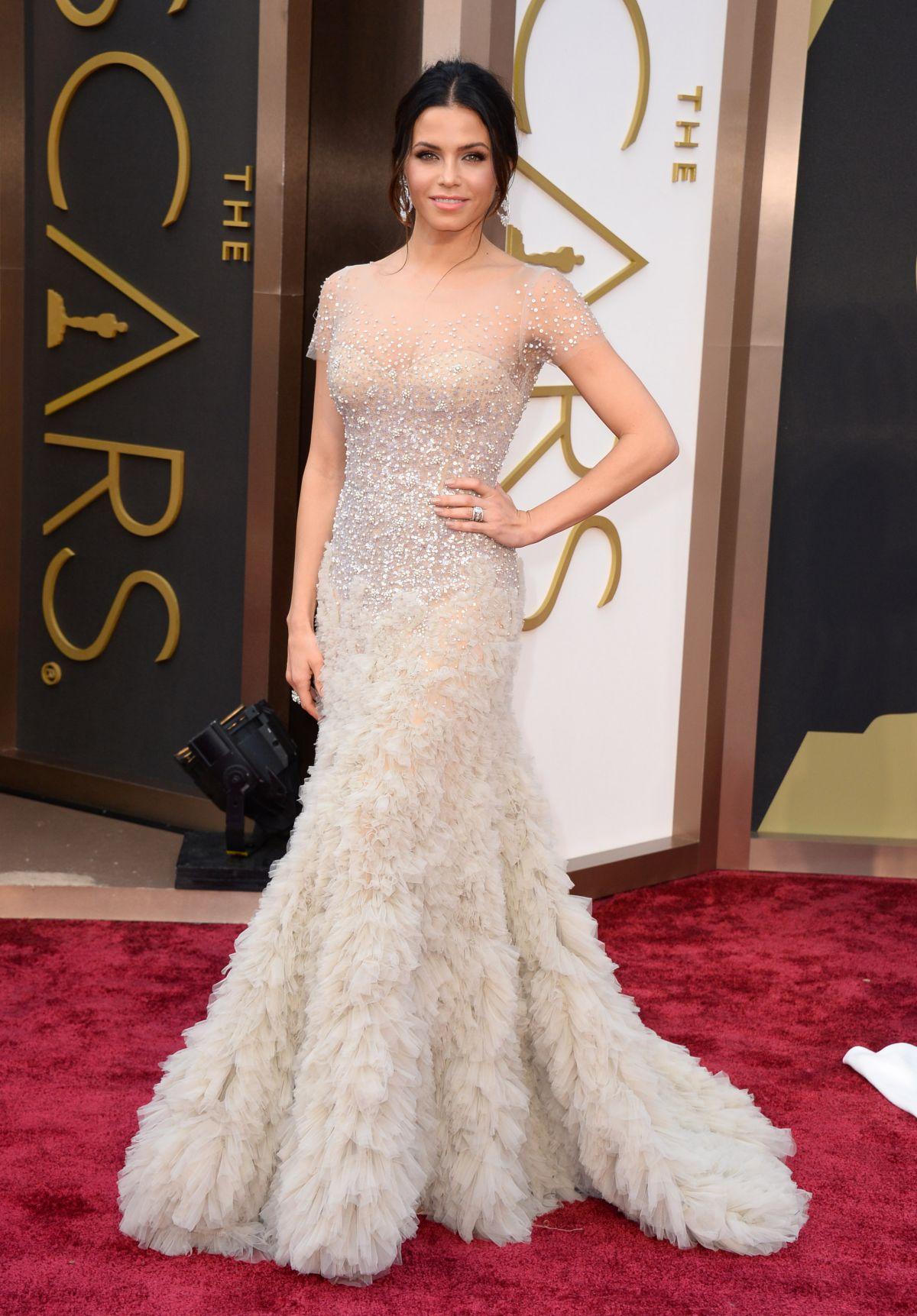 JENNA DEWAN at 86th Annual Academy Awards in Hollywood