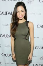 JENNA DEWAN at Caudalie Boutique Spa Grand Opening