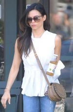 JENNA DEWAN Out and About in Los Angeles