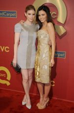 JENNA DEWAN-TATUM at QVC 5th Annual Red Carpet Style Event in Beverly Hills