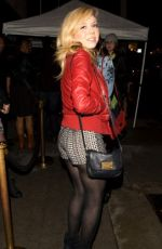 JENNETTE MCCURDY at Bootsy Bellows in Los Angeles