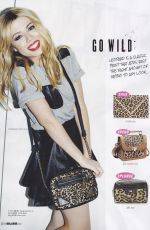 JENNETTE MCCURDY in Bliss Magazine, April 2014 Issue