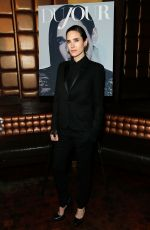JENNIFER CONNELLY at Dujour Magazine Spring Issue Celebration in New York
