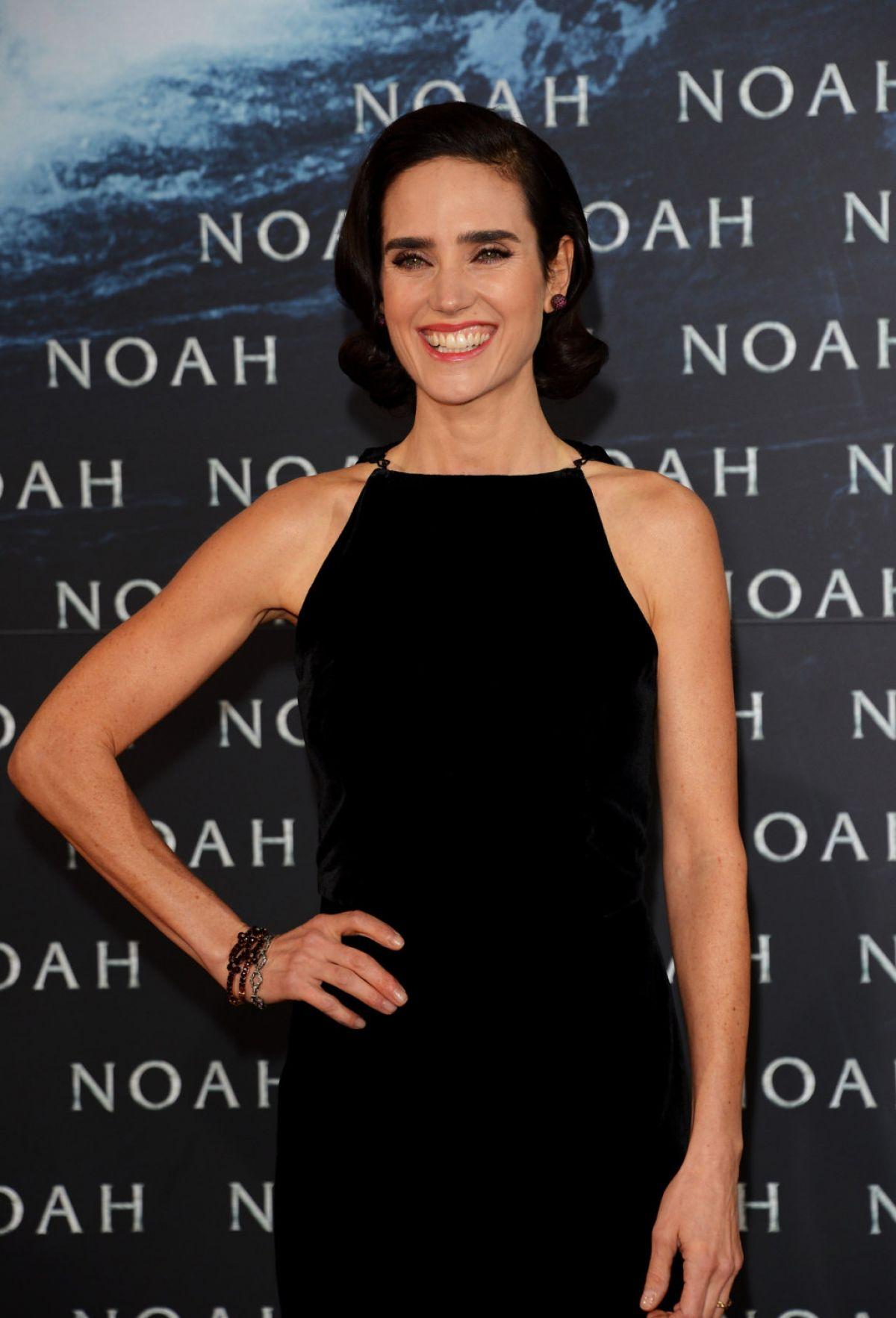 JENNIFER CONNELLY at Noah Premiere in Berlin