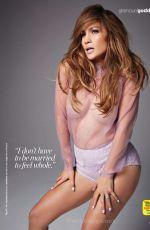JENNIFER LOPEZ in Glamour Magazine, March 2014