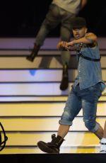 JENNIFER LOPEZ Performs at the Meydan Racecourse in Dubai