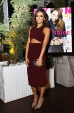 JESSICA ALBA at Nylon Magazine, March 2014 Issue Launch Party