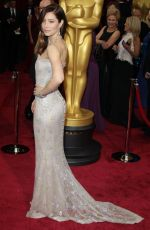 JESSICA BIEL at 86th Annual Academy Awards in Hollywood
