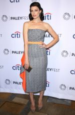 JESSICA PARE at An Evening with Mad Men Panel at PaleyFest
