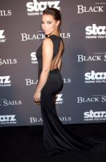 JESSICA PARKER KENNEDY at Starz Black Sails Screening in Los Angeles