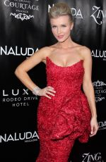 JOANNA KRUPA at Naluda Magazine March Issue Launch Party in Beverly Hills