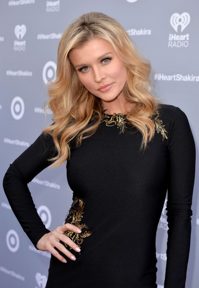 JOANNA KRUPA at Shakira Album Release Party in Burbank