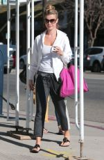 JOANNA KRUPA Out for Lunch at Lemonade in Los Angeles