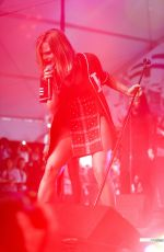 JOJO LEVESQUE Performs at Fader Fort at SXSW Festival in Austin
