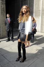 JOURDAN DUNN at the Vogue Festival 2014 in London