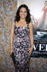 JULIA LOUIS-DREYFUS at Veep Season 3 Premiere in Hollywood