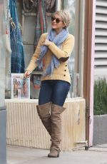 JULIANNE HOUGH Out and About in Los Angeles 2802