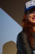 JULIETTE LEWIS at Hellion Premiere in Austin