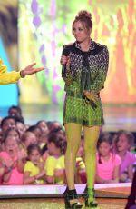 KALEY CUOCO at 2014 Nickelodeon's Kids' Choice Awards in Los Angeles