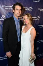 KALEY CUOCO at 22nd A Night at Sardi's in Beverly Hills